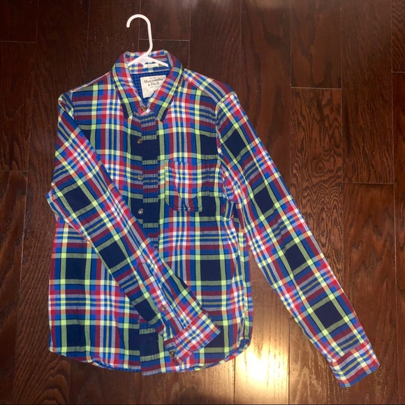 Abercrombie & Fitch Other - Abercrombie & Fitch Flannel